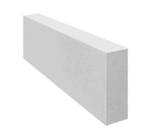 Блок газобетонный перегородочный NOVOBLOCK D500, 625х250х100 мм, (м3)