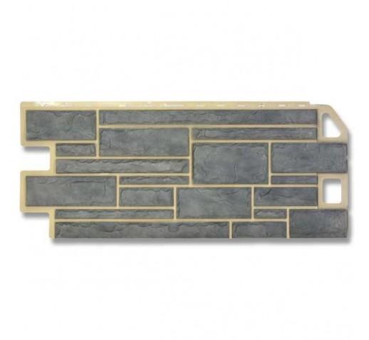 Фасадная панель Камень Серый (шт)
