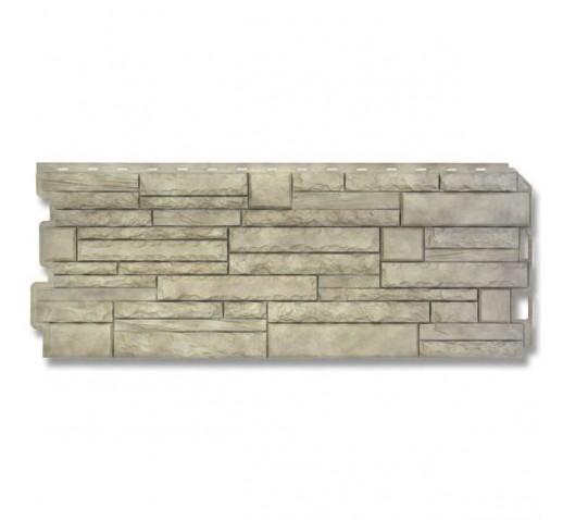 Фасадная панель Скалистый Камень Алтай