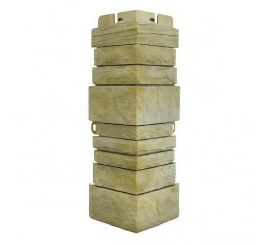 Фасадная панель Скалистый Камень Анды (угол Н)