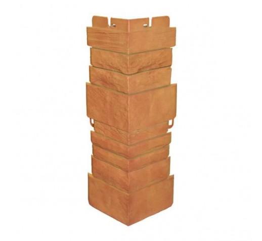 Фасадная панель Скалистый Камень Памир (угол В)