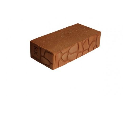 Бакалинский керамический кирпич одинарный, 250х120х65, (штука)