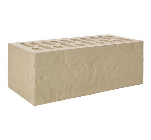 Утолщённый рифлёный «ретро» «крема», 250х120х88, (штука)