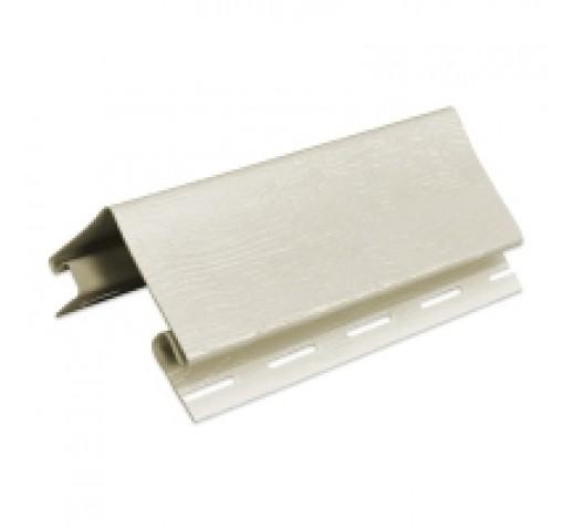 Сайдинг виниловый, Кремовый, 3050*230 мм (шт)