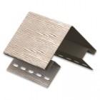 Сайдинг виниловый TimberBlock, Дуб натуральный, 3400*230 мм