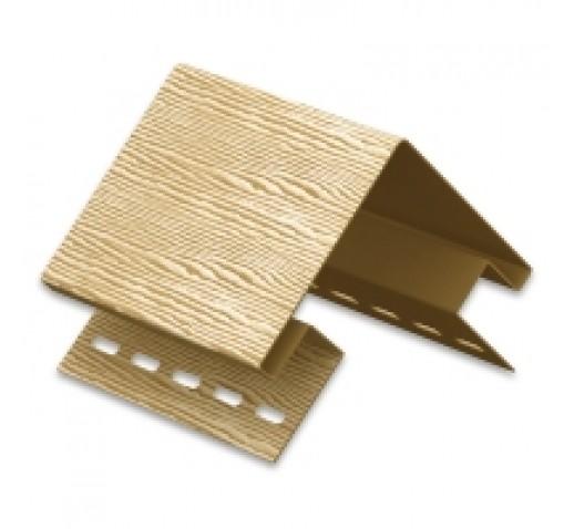 Сайдинг виниловый TimberBlock, Дуб золотистый, 3400*230 мм