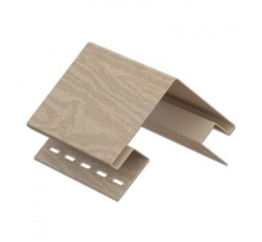Сайдинг виниловый TimberBlock, Кедр светлый, 3050*230 мм