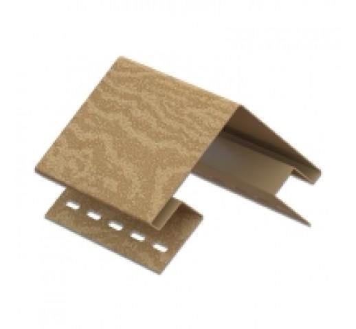 Сайдинг виниловый TimberBlock, Кедр янтарный, 3050*230 мм